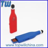 Wholesale Fashion Sliding Stylus Usb Flash Drive Data Storage for Smart Phone from china suppliers