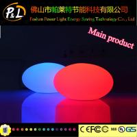 Wholesale Illuminated Rechargeable waterproof led pebble stone from china suppliers
