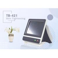 Wholesale 4-10MHZ High Intensity Focused Ultrasound for Face Lifting , Body Shaping Ultrasound Machine from china suppliers