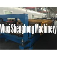 Wholesale Customized Adjustable Roof  Roll Forming Machine Automatic PLC Control from china suppliers