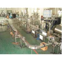 Wholesale 5KW 2000KG Juice Production Line / Beverage Bottling Equipment For Food Industry from china suppliers