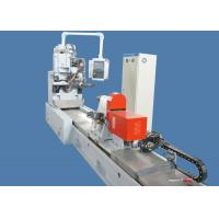 Buy cheap V Shape Woven Wedge Wire Screen Welding Machine 8700MM Length from wholesalers