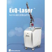Wholesale 1064nm Laser Pigmentation Removal Machine , Q Switch Laser Tattoo Removal Machine from china suppliers