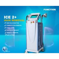 Wholesale 3500W Ipl Laser Hair Removal / Acne Removal Machine 10.4 True Color LCD Touch Screen from china suppliers
