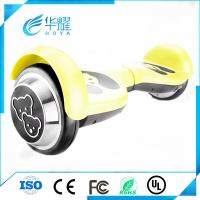Wholesale 4 Inch 4.5kg 36V Yellow Mini Self Balancing Scooter for Kids from china suppliers