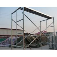 Wholesale H frame Scaffolding made in China, durable scaffold system from china suppliers