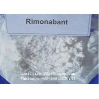 Wholesale Rimonabant Healthy Weight Loss Powder , Legal Fat Burning Steroids Cas 168273-06-1 from china suppliers