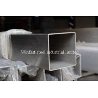Wholesale Decoration Welded Stainless Steel Pipe 304 316 316L Inox Square / Rectangular Tube from china suppliers