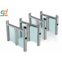 Wholesale Stainless Steel Turnstile Supermarket Swing Gate Fast Speed Gate from china suppliers