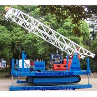 Wholesale Hydraulic Crawler Mounted Drilling Rig For Horizontal And Vertical Geotechnical Drilling from china suppliers