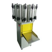 Wholesale Stainless steel canister floor stand  manual paint dispenser from china suppliers