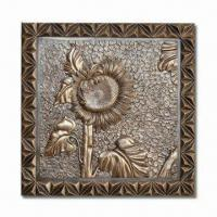 Buy cheap Wall Plaques, Suitable for Home, Shop, Hotel, Office from wholesalers