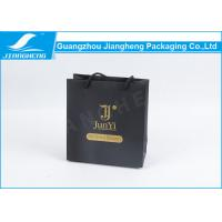 Wholesale Eco Logo Branded Paper Gift Bags With Handles Matt Lamination Printed from china suppliers