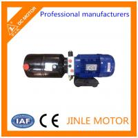 Wholesale Jinle AC Hydraulic Power Unit For Dock Leveler With Customization Service from china suppliers