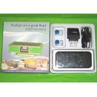 Quality Negative Ions ower - saving Solar Air Purifier for Dispelling Smoke with FCC for sale