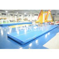 Wholesale Practice Inflatable Gymnastics Air Track from china suppliers