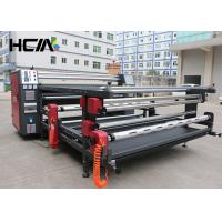 Wholesale New type automatic sublimation rotary heat press machine for garment sublimation roll heat press for sale from china suppliers