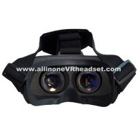 Wholesale 360 Degree Head Tracking Android VR Box , 9 Axis Gyroscope VR 3D Glasses from china suppliers