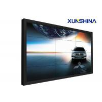 """Wholesale 49"""" Embedded 3D Narrow Bezel Video Wall With Brightness 450nits from china suppliers"""