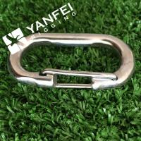 Quality YFSS204-YFSS210 stainless steel aisi304/316 spring snap hook for sale