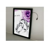 Wholesale Thin Magnetic Aluminum Frame Light Box Sign for Advertising Display from china suppliers