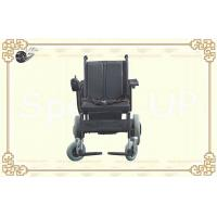 Wholesale Steel Frame Electric Hub Motor Wheelchair With Anti-bump Pedal , Self Belt 1200 x 700 x 930 mm from china suppliers