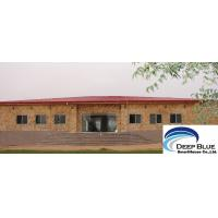 Wholesale Fireproofing Prefab House Kits / Layer Of Houses Moistureproof / Colorbond / Fibre Cement Clading from china suppliers