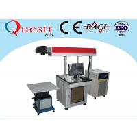 Buy cheap 100W CO2 Laser Marking Machine for nonmetal Water cooled CE Certificate from wholesalers