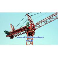 Wholesale 500kg Load QT10 Little Inner Climbing Tower Crane 12mts Boom Parameters from china suppliers