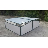 Wholesale 100 x 120 x 40cm Green Color Cold Frame Series Aluminum Greenhouse from china suppliers