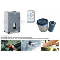 Wholesale Industry Air Purifying Portable Fume Extractor , Active Carbon Cartridge Dust Fume Extraction from china suppliers