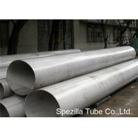 Wholesale ASTM A358 Class 1 TP316L Stainless Steel Round Tubing 1.4404 SS Pipe Welding from china suppliers