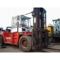 Wholesale 25T Kalmar container forklift Handler - heavy machinery 25T from china suppliers