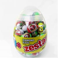 Wholesale Diamond and Dinosaur Egg Shape Healthy Hard Candy , Pop Snack Children's Love from china suppliers