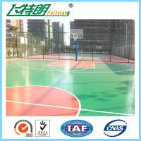 Wholesale Waterproof Acrylic Athletic Surfaces Custom Outside Gym Basketball Courts Tiles from china suppliers
