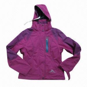 China Tianjin silk ladies' trekking jacket, 2013 new style on sale