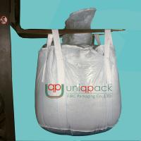 Wholesale 500kg 1000kg 2000kg PP FIBC circular Jumbo Bags food grade AIB certification from china suppliers