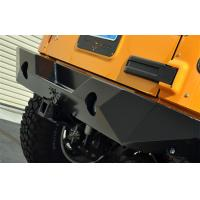 Wholesale Steel Automobile Spare Parts Poison Spyder Steel Rear Bumper for 2007 - 2017 Wrangler JK from china suppliers