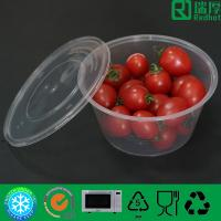 Quality Taken Away Plastic Food Container 800ml for sale