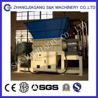Wholesale Big Torque Recycling Wood Crushing Machine Timber Shredding for Pallet from china suppliers