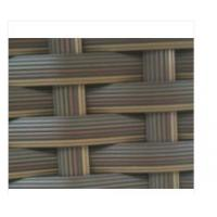 Wholesale UV protection Synthetic Rattan Raw Material wicker flat -flat from china suppliers