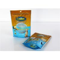 Wholesale VMPET  PE Biodegradable Plastic Pet Food Packaging For Dog / Cat Food from china suppliers
