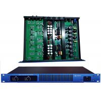 Wholesale Blue Panel 1U Digital Power Amplifier 650W For Performance / Karaoke from china suppliers