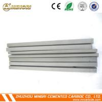 Wholesale Stainless Steel Machining Tungsten Carbide Strips YG6 YS2T WC Cobalt from china suppliers
