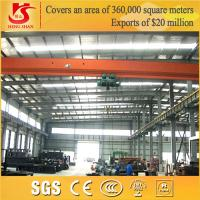 Wholesale LD Model 20 ton overhead crane bridge crane from china suppliers