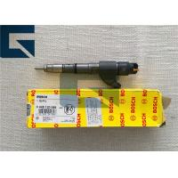 Buy cheap BOSCH Diesel Engine Parts / Common Rail Fuel Injector 0445120066 from wholesalers