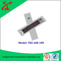Wholesale Magnetic 58khz Anti Theft Security Tags White Black Barcode Retail Alarm Tags from china suppliers