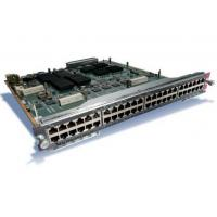 Wholesale New original WS-X6148A-GE-TX cisco module from china suppliers