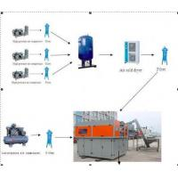 Wholesale 4 Cavity Mineral Water PET Bottle Blowing Machine , Plastic Stretch Blow Moulding Machine from china suppliers