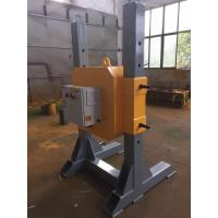 Wholesale 1T Capacity Welding Rotators Positioners , Manual Height Adjustment Tube Welding Positioner from china suppliers
